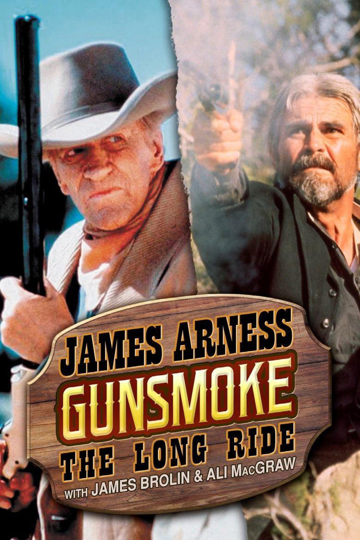 Gunsmoke: The Long Ride Poster