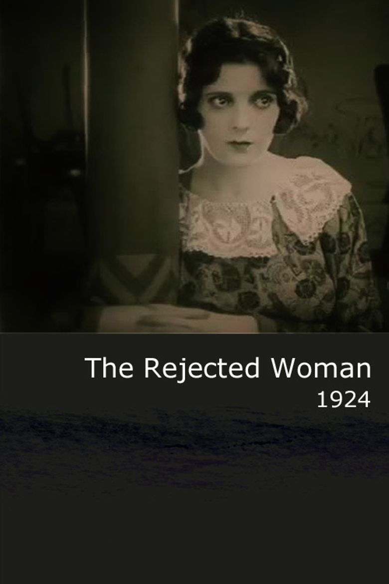 The Rejected Woman Poster