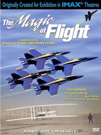 IMAX - The Magic of Flight Poster