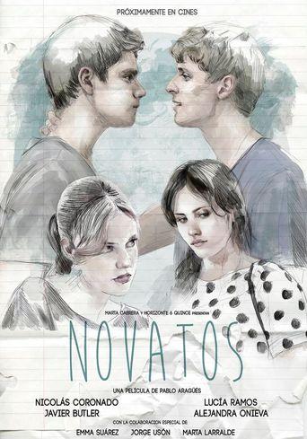 Novatos Poster