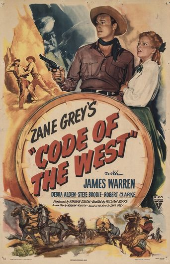 Code of the West Poster