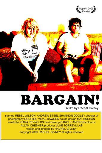 Bargain! Poster