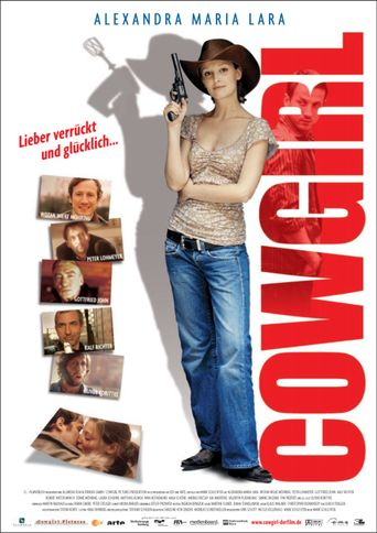 Cowgirl Poster