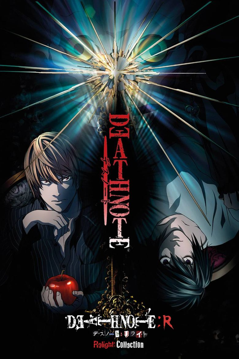 Death Note Relight 2: L's Successors Poster