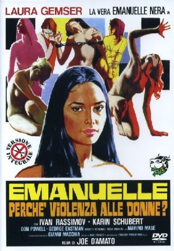 Emmanuelle Around the World Poster