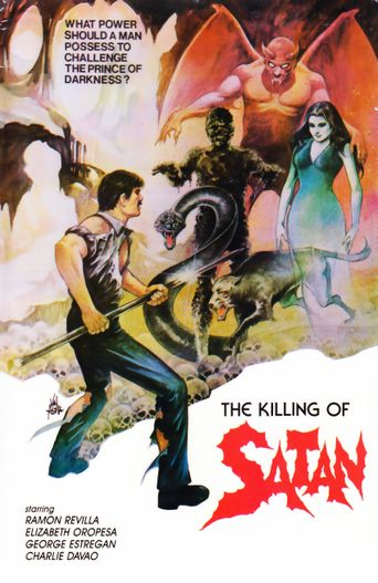 The Killing of Satan Poster