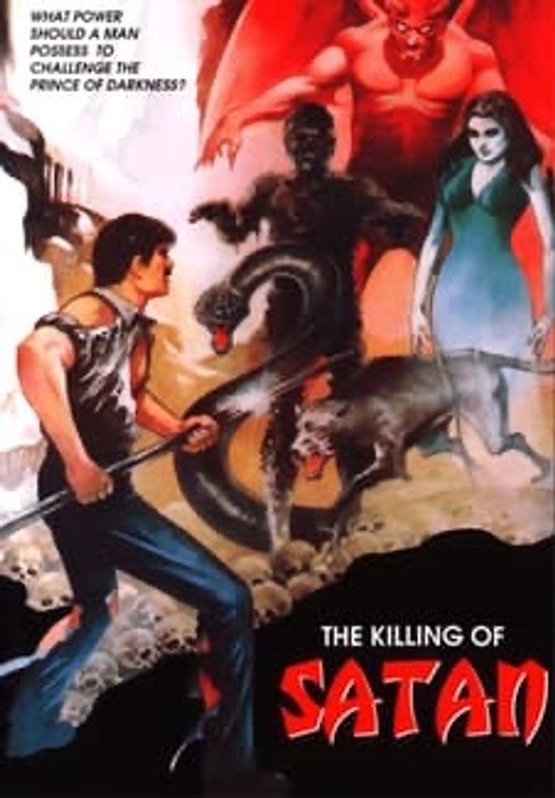 The Killing of Satan Poster