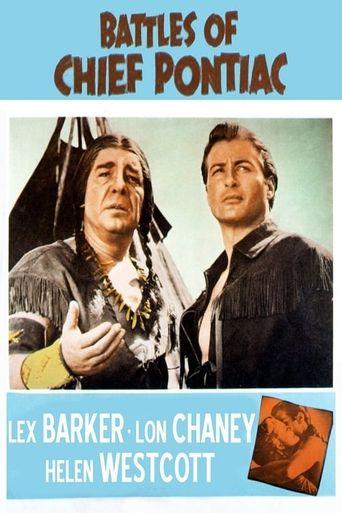 Battles of Chief Pontiac Poster