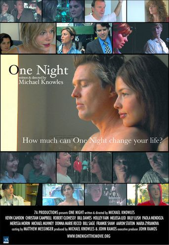 One Night Poster