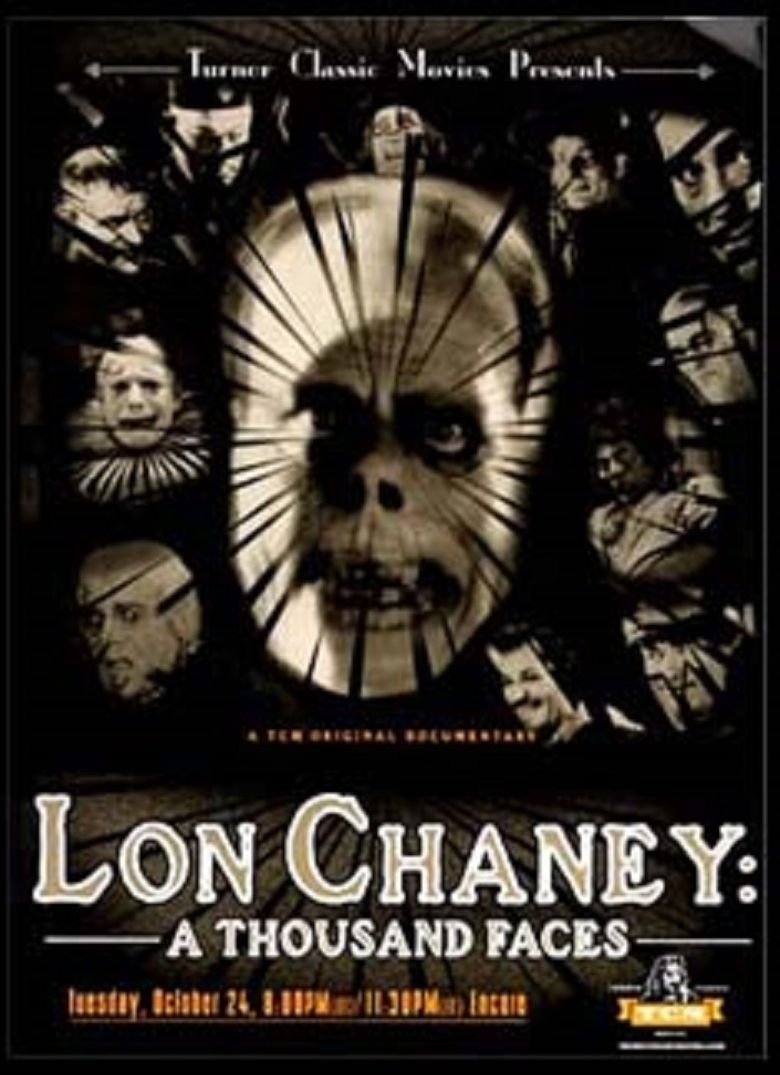 Lon Chaney: A Thousand Faces Poster