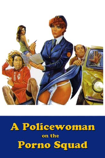 A Policewoman on the Porno Squad Poster