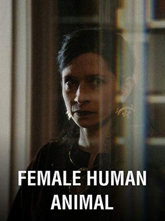 Female Human Animal Poster