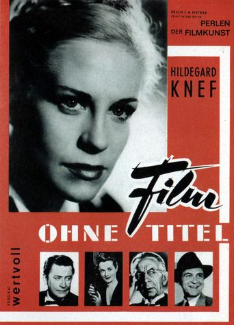 Film Without Title Poster