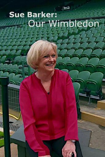 Sue Barker: Our Wimbledon Poster
