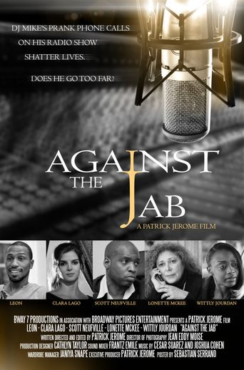 Against The Jab Poster