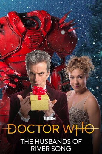Doctor Who: The Husbands of River Song Poster