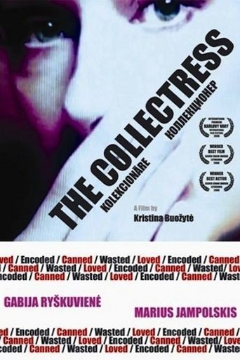 The Collectress Poster