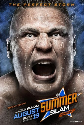 WWE SummerSlam 2012 Poster