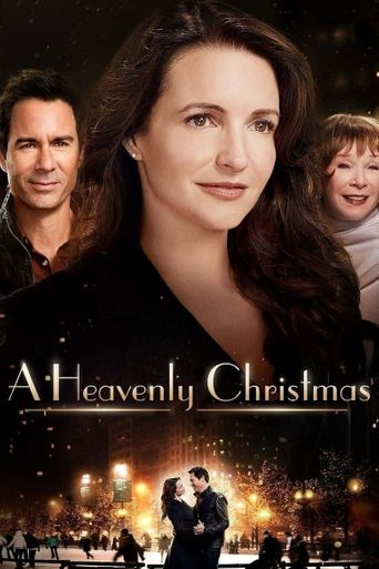 A Heavenly Christmas Poster