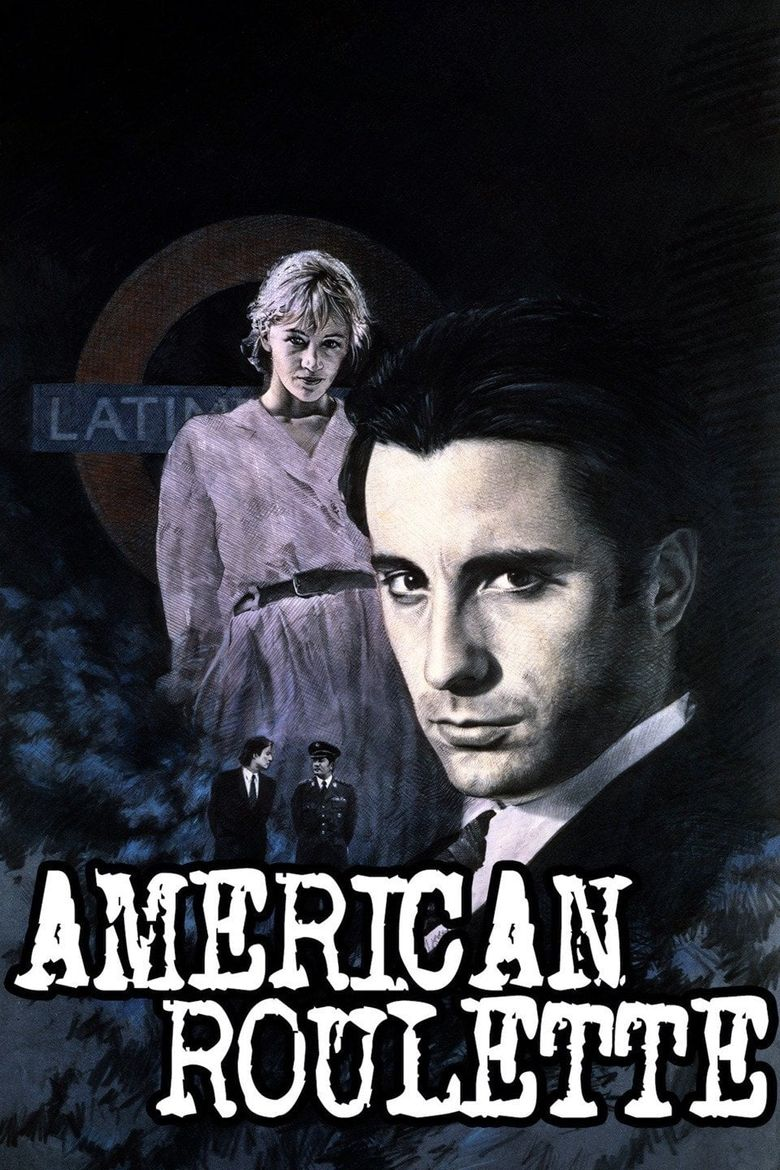 American Roulette Poster