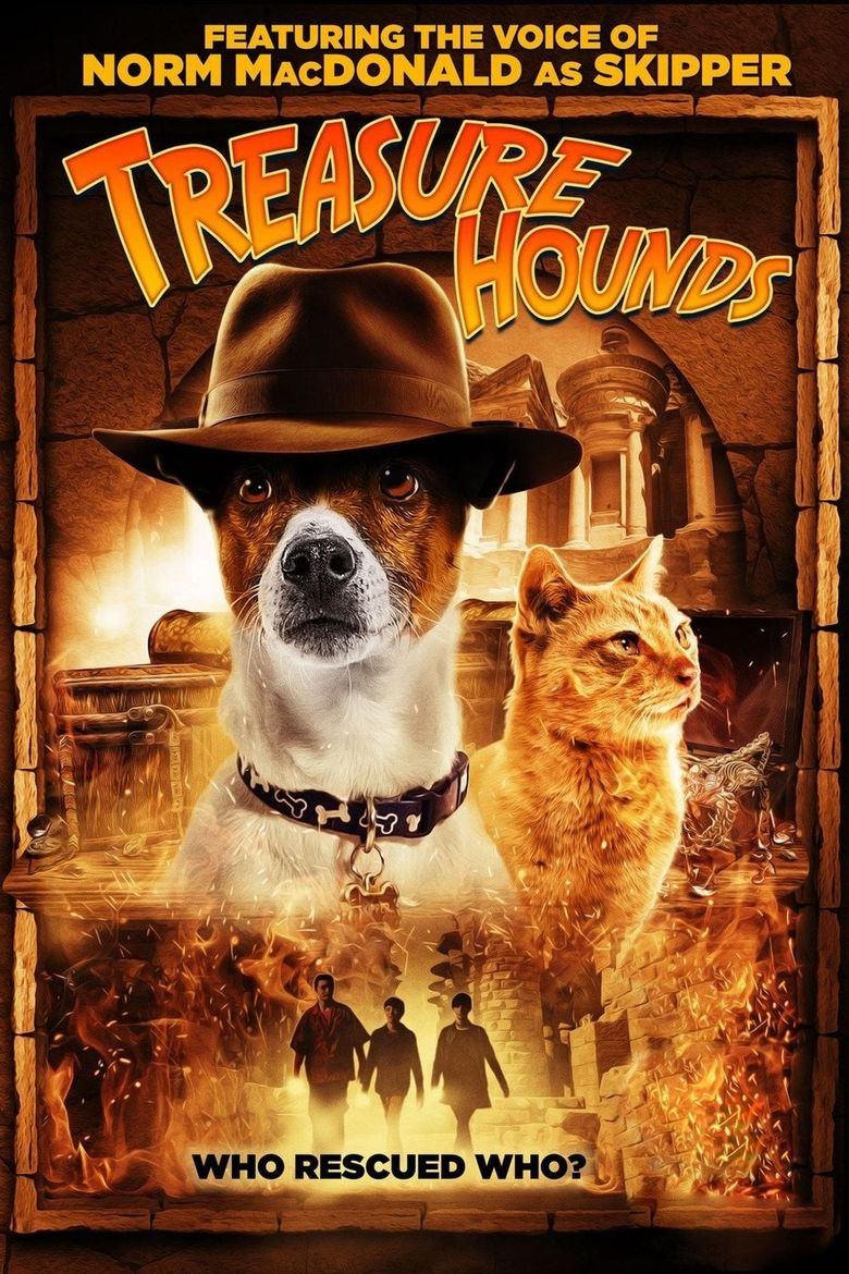 Treasure Hounds Poster