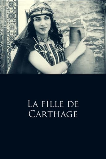 The Girl from Carthage Poster