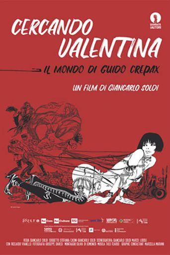 Cercando Valentina Poster