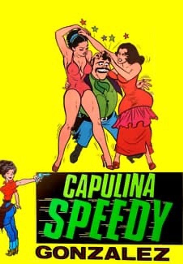 Capulina (Speedy) Gonzalez (El Rapido) Poster