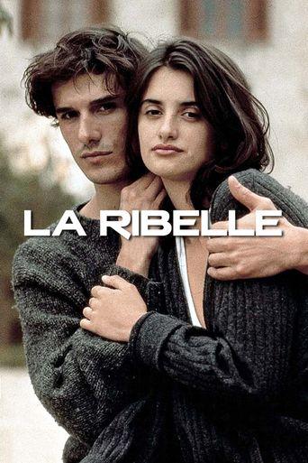 La Ribelle Poster