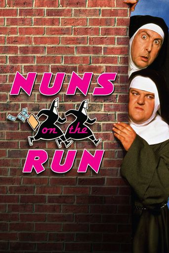 Nuns on the Run Poster