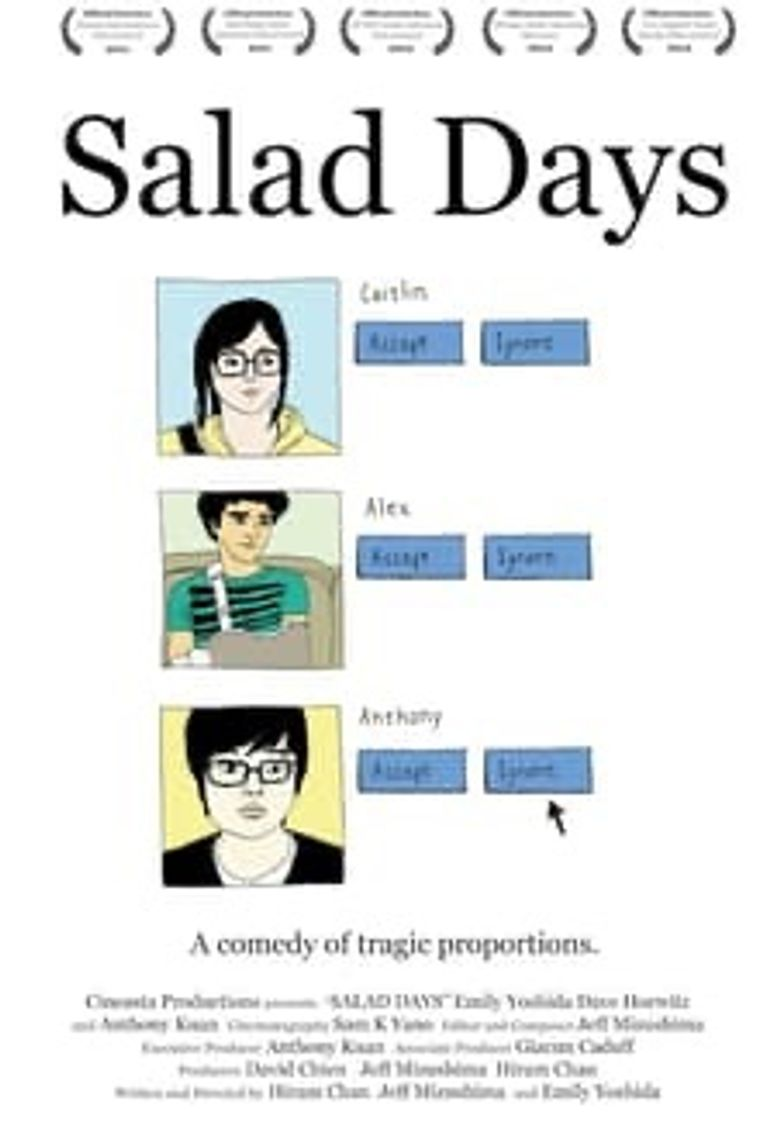 Salad Days: A Decade of Punk in Washington, DC (1980-90) Poster