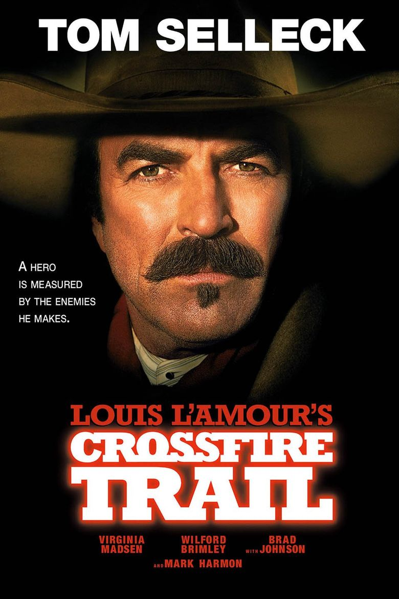 Crossfire Trail Poster