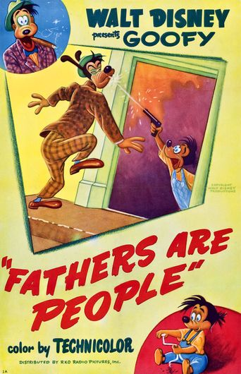 Fathers are People Poster