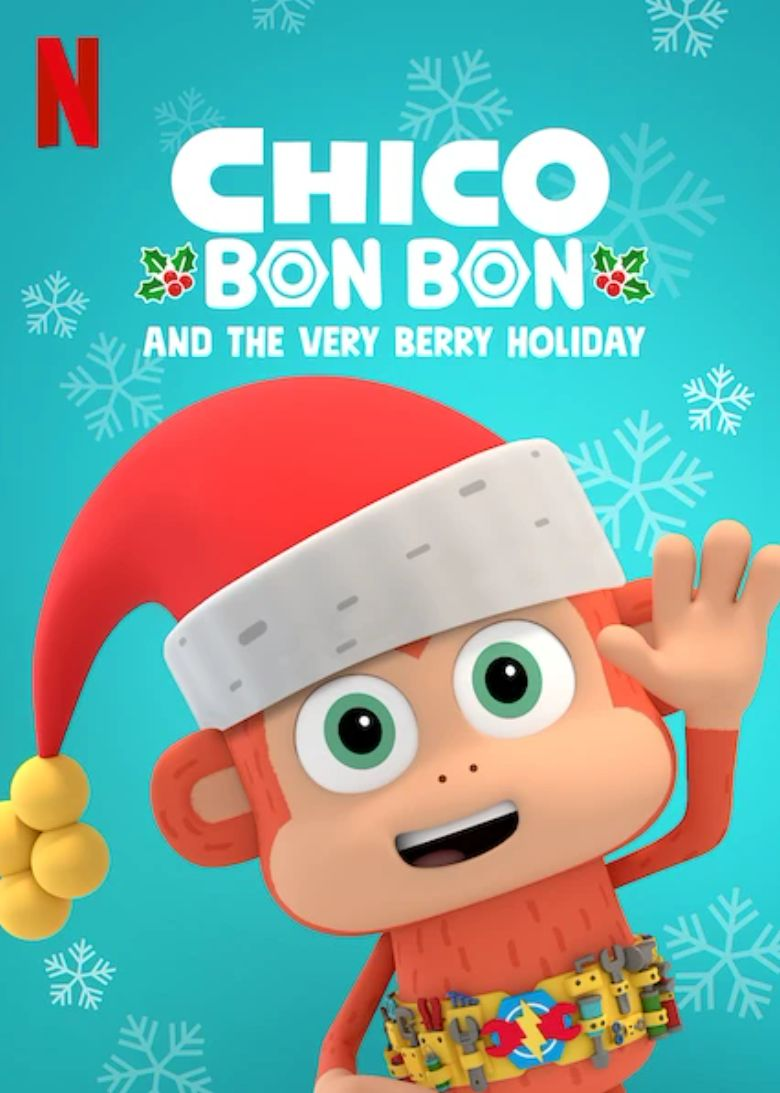 Chico Bon Bon and the Very Berry Holiday Poster