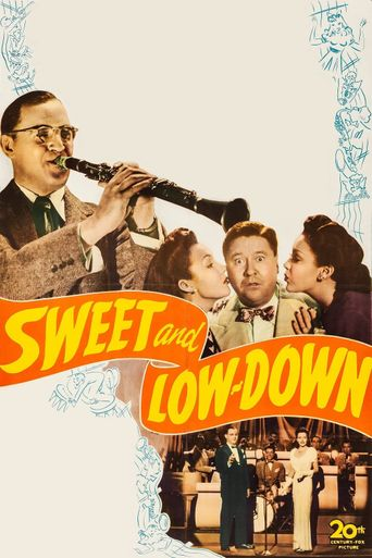Sweet and Low-Down Poster