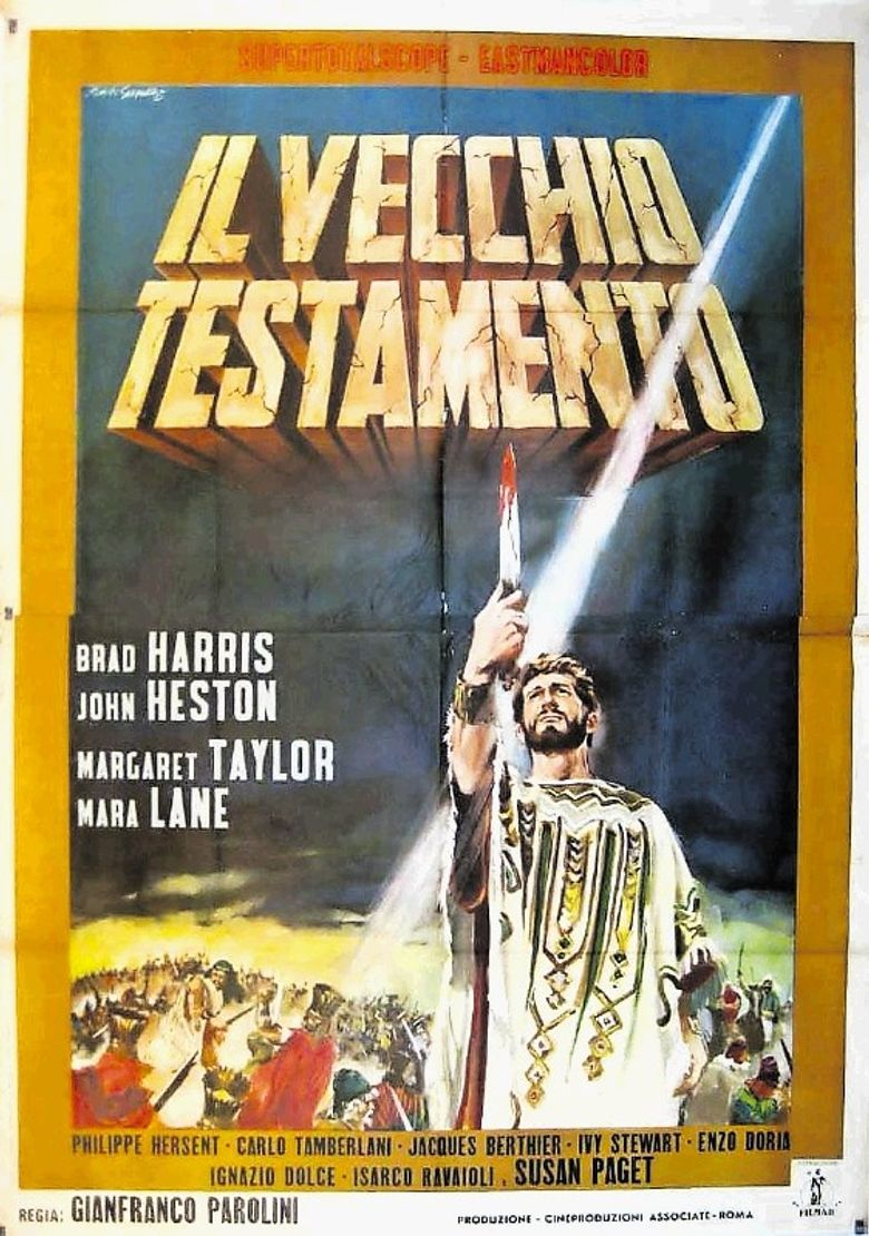 The Old Testament Poster