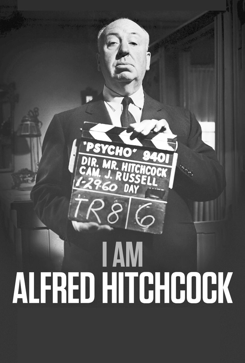 I Am Alfred Hitchcock Poster