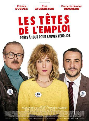 Les Têtes de l'emploi Poster