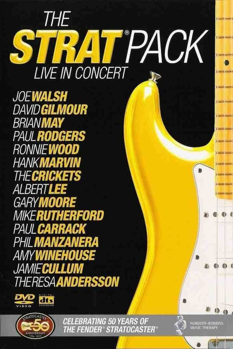 Watch The Strat Pack: Live in Concert - 50 Years of the Fender Stratocaster