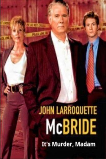 McBride: It's Murder, Madam Poster