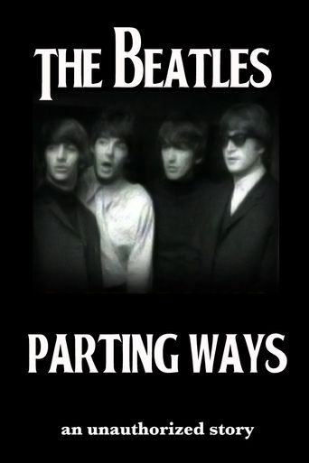 The Beatles: Parting Ways Poster