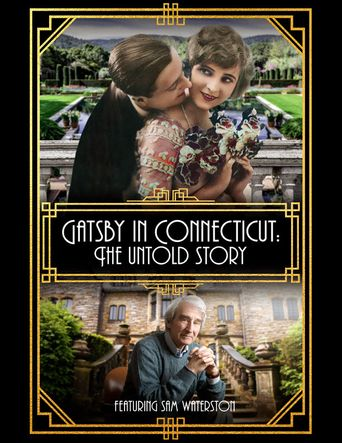 Gatsby in Connecticut: The Untold Story Poster