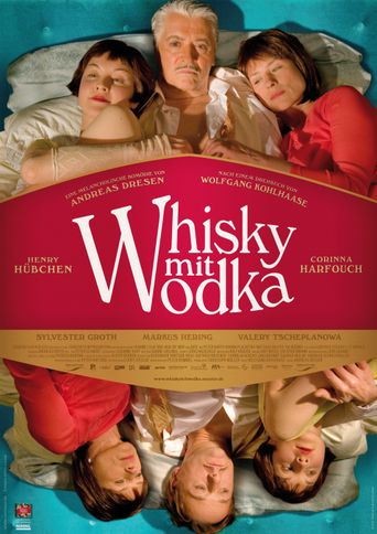 Whiskey with Vodka Poster
