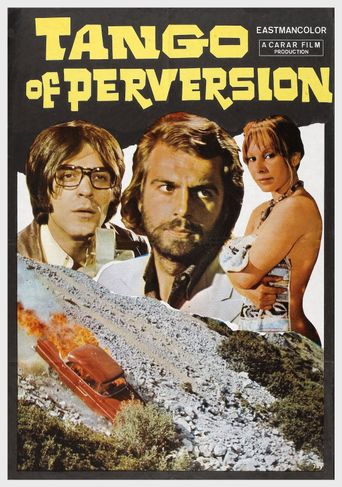 Tango of Perversion Poster