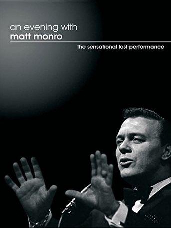 An Evening with Matt Monro Poster