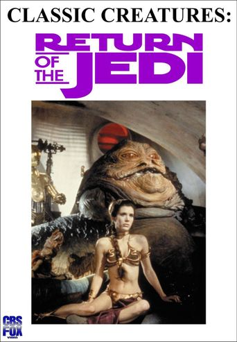 Classic Creatures: Return of the Jedi Poster