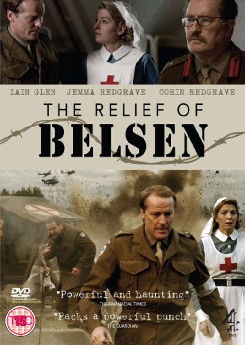 The Relief of Belsen Poster