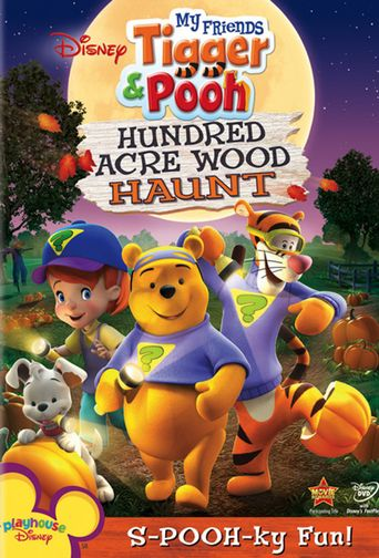 My Friends Tigger & Pooh: Hundred Acre Wood Haunt Poster