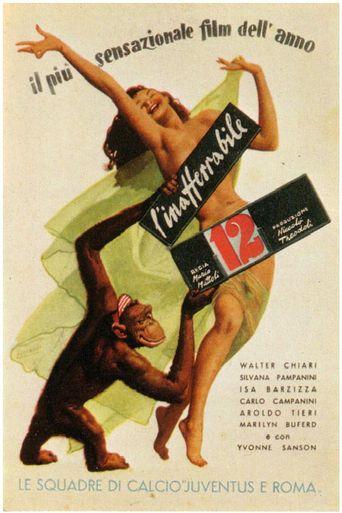 L'inafferrabile 12 Poster