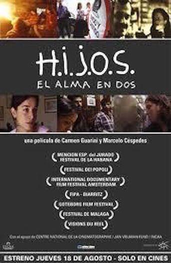 H.I.J.O.S.: El alma en dos Poster